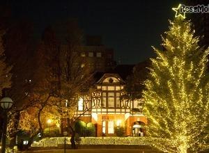 クリスマスシーズン到来、2016年大学イルミネーション情報 画像