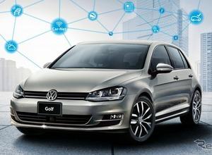 「つながるクルマ」に...VW ゴルフ、コネクティビティ機能を強化した特別仕様車を発売 画像