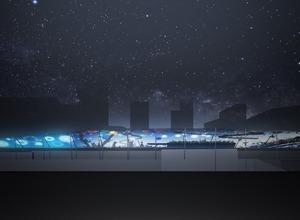 東京駅に幻想的な新感覚インスタレーション登場!「東京駅グランルーフ Light on Train」開催 画像