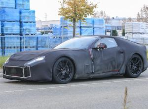 フェラーリ、770馬力の新型モデル「F12 M」を2017年ジュネーブショーで公開か! 画像