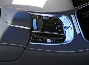 メルセデス AMG S63改良型、これが次世代COMANDシステムだ! 画像