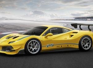 戦闘能力アップ!フェラーリ新型レーサー「488チャレンジ」初公開 画像