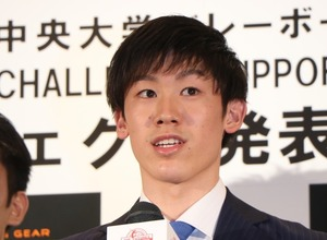 中大バレー部・石川祐希、セリエAの目標はスタメン「今回は絶対に獲得」 画像