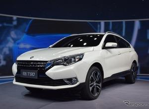 東風日産、「VOW」コンセプト市販版の新型SUV「T90」の先行予約開始 画像