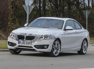 2018 BMW最小スポーツ「2シリーズ クーペ」LCIモデル、新イカリング光った! 画像