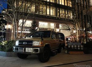 ランクル・バー & クラリティ・ツリー…東京京橋の新スポットでイベント 画像