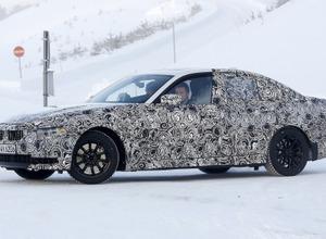 【動画】BMW 3シリーズ 次世代型、スノーテストを捉えた 画像