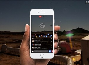 Facebook、360度動画のライブ配信機能「Live 360」を追加へ 画像