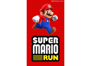 任天堂の新スマホゲーム「スーパーマリオラン」、ついにApp Storeでの配信スタート! 画像