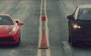 フェラーリ以上だと!ファラデー・フューチャー新型EVの圧巻パフォーマンス 画像