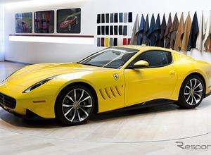 275GTBの再来...フェラーリ最新ワンオフ「SP 275 rwコンペティツィオーネ」オフィシャルリリース 画像