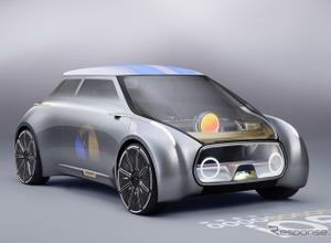 これが未来のMINI?「次の100年」示すコンセプトカー 画像