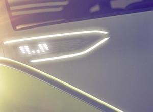 EVに無限の可能性...VWが「I.D」に派生モデルを初公開へ 画像