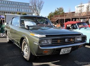 懐かしの国産高級車ズラリ...クラシックカーフェス16 in 高崎 画像