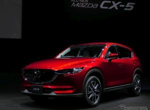 マツダ CX-5新型、大幅に向上したその進化とは... 画像