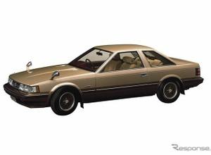トヨタ初代ソアラ開発秘話...バブルに押されて誕生した「ハイソカー」 画像