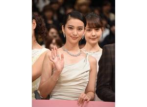 【舞台挨拶】滝沢秀明、ドラマ初共演の武井咲を絶賛 画像