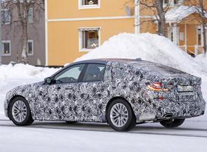 BMW5シリーズGT後継モデル・Mスポーツ パッケージ、豪雪を駆け抜けた! 画像