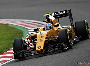 ルノー、2017年F1新型マシン2月21日初公開へ!ヒュルケンベルグの活躍に期待 画像