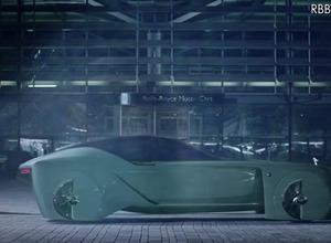 奇抜すぎ!ロールスロイス、AI搭載のコンセプトカー「103EX」を発表 画像