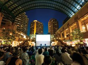 夏の夜に、のんびり野外で映画を楽しむ!「恵比寿ガーデンピクニック」7月15日から 画像