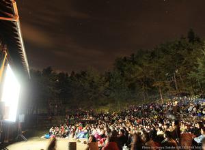 【屋外イベント】今年も開催「夜空と交差する森の映画祭」、第1弾は『アメリ』 画像