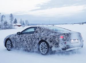 BMW新型8シリーズクーペ、「世界一美しいルーフ」を継承する! 画像