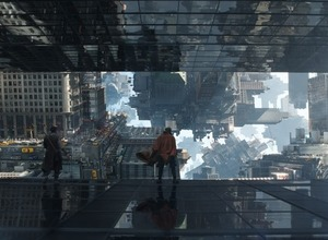 「ドクター・ストレンジ」180度反転する特別映像を公開 字幕まで正反対に 画像