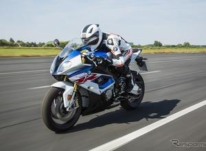BMWモトラッド、スーパースポーツ S1000RR 2017年モデルを発表 画像