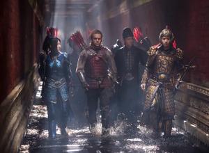 マット・デイモンが万里の長城で繰り広げるスペクタル巨編!「グレートウォール」予告編 画像