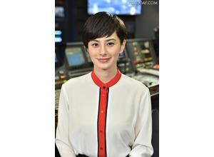 ホラン千秋、4月からTBS夕方ニュース番組『Nスタ』のキャスターに決定! 画像
