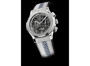 最高級時計のウブロ、WBC協賛・日本限定モデル発売へ 画像