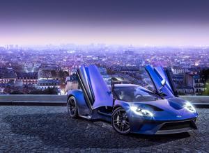 フォードGT新型、647馬力のハイスペックを公式発表! 画像