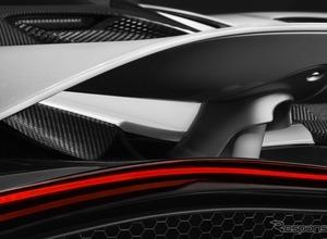 マクラーレンが3月発表の新型スーパーカー、空力効率は 650S の2倍に 画像