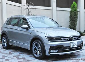 【写真集】VW ティグアン、新プラットフォーム初のSUV...たっぷり見よう! 画像