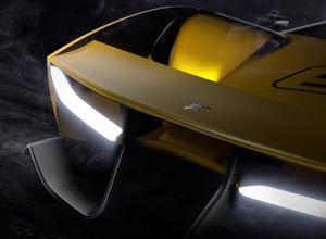 メルセデス・レーシングxピニンファリーナの次世代スーパーカー、600馬力以上と判明! 画像