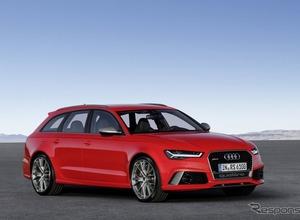 アウディ、「RS」にさらなるハイパフォーマンスモデル3車種を発表 画像