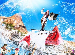 海賊たちの夏が来る!シーの夏イベ「ディズニー・パイレーツ・サマー」 画像