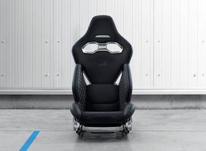 アルピーヌ、新型「A120」超軽量シェルシートを初公開! 画像