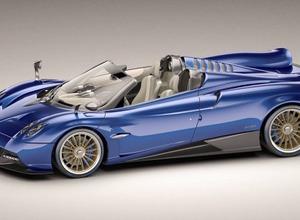 AMG製764馬力!パガーニ ウアイラ、究極のロードスターを発表! 画像
