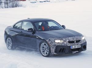 2018 BMW M2に400馬力の最強「CS」を投入か!? 画像