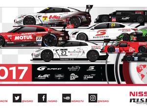 """日産&ニスモ、2017年もGT300やS耐への参戦チームを支援…GT3仕様GT-R""""エボ""""開発にも着手 画像"""