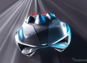 中国新興メーカー、新型TREVスーパーカーをジュネーブで公開へ! 画像