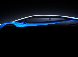 ドイツから新風...新型EV・4ドアスーパーカー「ELEXTRA」、ジュネーブ公開間近! 画像