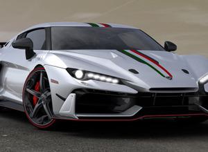 ランボルギーニの血流れる2億円の次世代スーパーカー、ついにベールを脱いだ! 画像