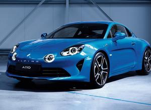 アルピーヌ新型スポーツ正式公開!伝説の「A110」を継承へ 画像