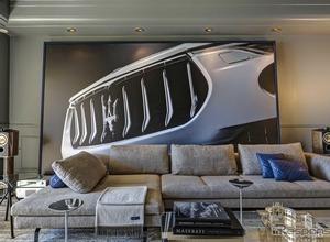 モナコ最高級ホテルにマセラティのスイートルームが誕生 画像