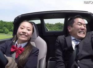 女子高生が『S660』で驚きの神ドラテク! 画像