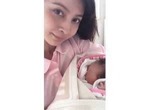 加藤夏希、第一子女児を出産!七夕ガールに「幸せな気持ちいっぱい」 画像
