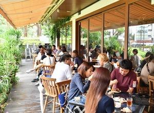 北青山に新スタイルBBQ「URBAN BBQ café」が期間限定オープン! 画像